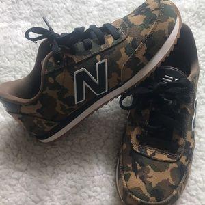 New Balance 501 Camo Shoes